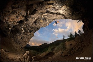 Caving by Michael Clark